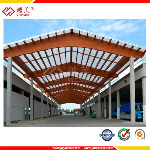 Best Polycarbonate Roofing Sheets PC Corrugated Sheet pictures & photos