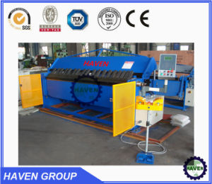 Hydraulic folding machine W62Y -3X2500mm for ceiling pictures & photos