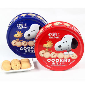 Plastic Tray Paper Bag Metal Food Cookie Box Wholesale pictures & photos
