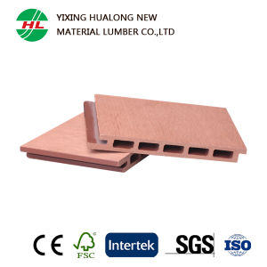 Hollow WPC Wood Plastic Comosite Outdoor Wall Panel (M27) pictures & photos