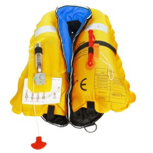 Ce Approved 275n Automatic Inflatable Lifejackets with High Quality pictures & photos