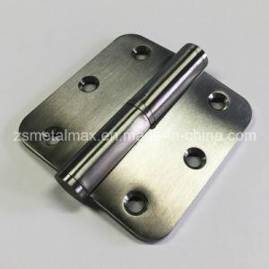 Stainless Steel 3 Inch Lift off Interior Wooden Door Hinge (173030-1) pictures & photos