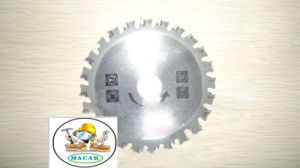 7-1/4 Inch 185mmx36tx20mm Multi-Purpose/ Steel Cutting Tct Saw Blade pictures & photos
