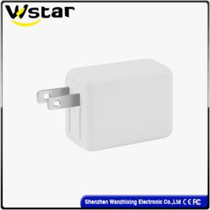 2.1A Universal Travel USB Wall Charger for Cell Phone pictures & photos