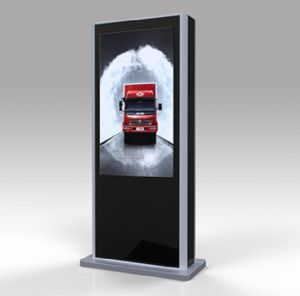 55inch Double Touch Screen Display pictures & photos