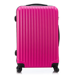 ABS PC Bright Color Hard Shell Travel Trolley Luggage pictures & photos