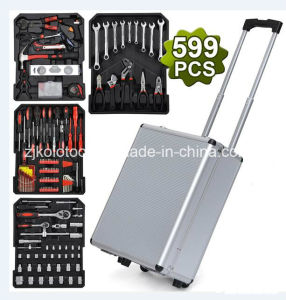 599PC Kraftwelle Tool Trolley Set pictures & photos