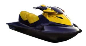 110HP Dohc 4-Stroke/4-Cylinder 1400cc Engine (EPA certified) Recreational Personal Watercraft pictures & photos