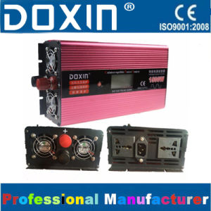 Doxin DC to AC 1500W UPS Modified Sine Wave Inverter with LCD Display pictures & photos