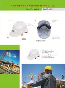 2016 Best Cheapest Price Safety Work Helmet Standard Safety Helmet