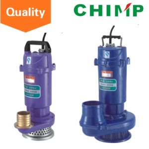 Hot-Sale Qdx Series New Type Submersible Pump (QDX3-18-0.55) pictures & photos
