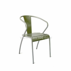Outdoor Steel Coffee Chair with Powder Coated Finished (CSC-107) pictures & photos