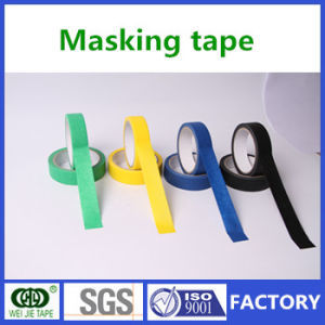 Profession Manufacturer for Producing Masking Tape with Many Colors pictures & photos