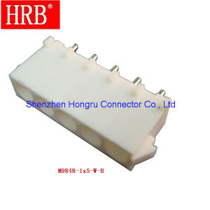 Single Row Male, Female Pin Header Connectors pictures & photos
