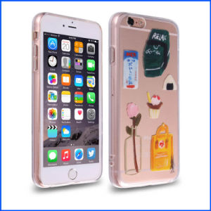 Custom Transparent Pattern for iPhone-Samsung Cover Mobile Cell Phone Case pictures & photos
