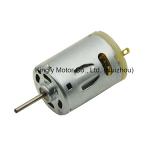 Powerful 380 Carbon Brush Motor with High Speed pictures & photos