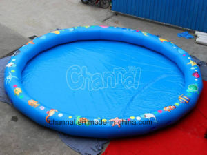 Large Ocean Theme Inflatable Swimming Pool pictures & photos