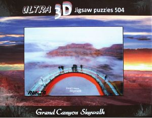 Hot Sell 3D Jigsaw Puzzle pictures & photos