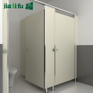 Jialifu Compact Laminate Phenolic Toilet Partition for Airport pictures & photos