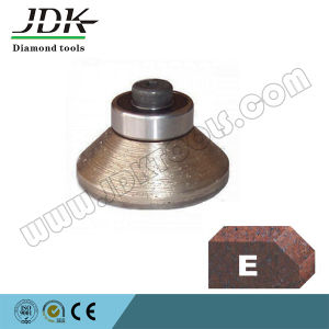 Jdk Diamond Router Bit for Stones pictures & photos