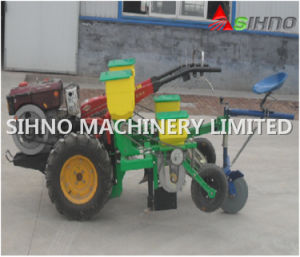 2 Rows Mini Manual Corn Seeder for Walking Tractor pictures & photos