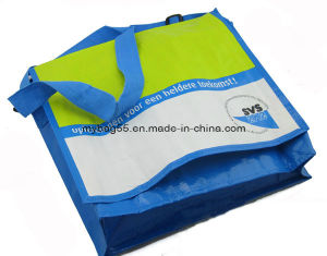 OEM Manufacturer PP Advertising Shoulder Bag pictures & photos