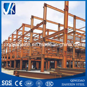 Prefabricated Construction Building Made for Steel Structure pictures & photos