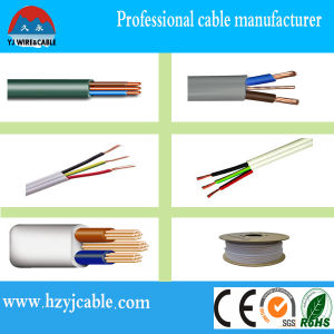 Distributor Wire Flat Twin and Earth Electrical Wire Sizing pictures & photos