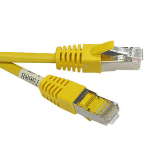 Competitive FTP CAT6A Patchcord 1.5m pictures & photos