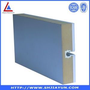 Extrude 6000 Series Aluminum Section with SGS RoHS ISO pictures & photos