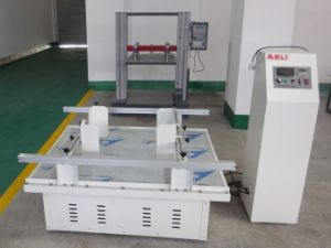 Vibration Tester as Series Transport Simulation Vibration Testing Machine pictures & photos
