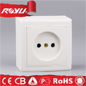 ABS Surface Type 16A Power Supply Socket pictures & photos
