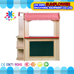 Wooden Kids Playhouse /Children Play House pictures & photos