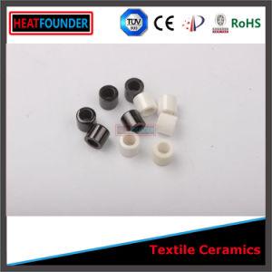Polished Black Titania Textile Ceramic Eyelet pictures & photos
