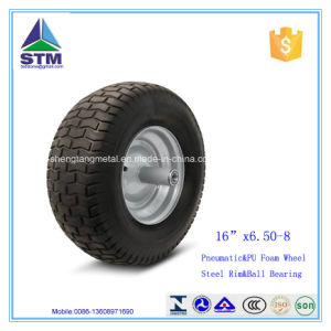 High Quality Pneumatic Wheel pictures & photos