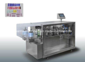 Plastic Ampoule Liquid Filling and Sealing Machine pictures & photos