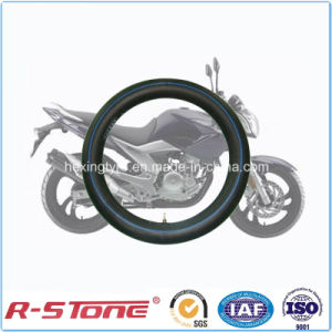 High Quality Butyl Motorcycle Inner Tube 2.50-17 pictures & photos