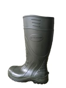 High Quality Certificated Steel Toe Cap PU safety Boots for Food Industry pictures & photos