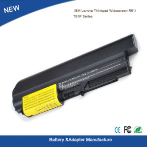 Li-ion Laptop Battery for Lenovo R61 R61I T61 T61p R400 pictures & photos