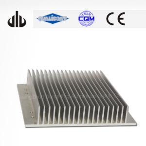 Aluminium Radiator CNC Fabricated Aluminium Heatsink Anodized Aluminium Products