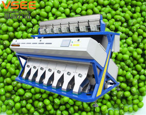 Vsee Green Bean CCD Color Sorting Machine pictures & photos