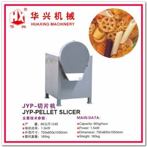 Jyp-Pellet Slicer (Cutting Machine On Snack Pellet) pictures & photos