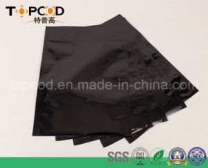 Black Anti-Static PE Barrier Bag for IC Integrated Circuit Package pictures & photos