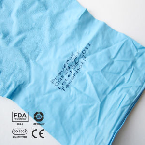Health Care Products Properties Long Nitrile Gloves Malaysia pictures & photos
