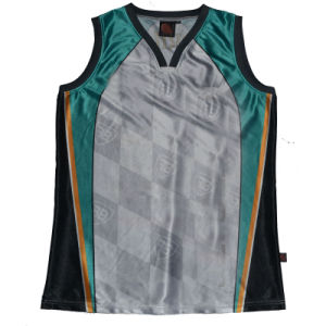 Custom Basketball Singlet/Vest/Sublimation Basketball Singlet