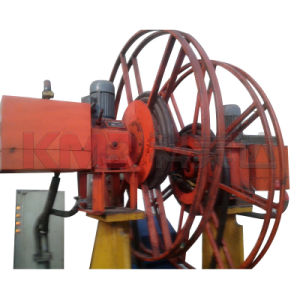 Hydraulic Coupling Cable Reel for Coiling Cable pictures & photos