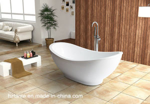2016 Popular Ellipse Acrylic Classic Freestanding Bathtub (LT-13T) pictures & photos