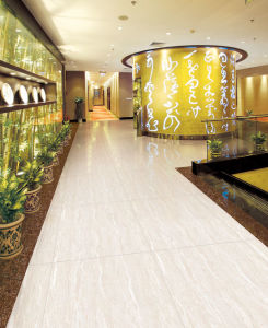 White Rainbow Stone Ceramic Floor Tile Polished Porcelain Tile pictures & photos
