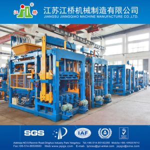 Full Automatic Hydraulic Cement Brick Making Machine (QT6-15) pictures & photos