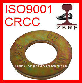 Flat Washer for Track Bolt pictures & photos